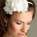 Модные свадебные прически 2013